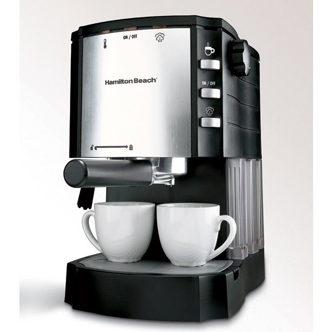 espresso machine that does not use pods