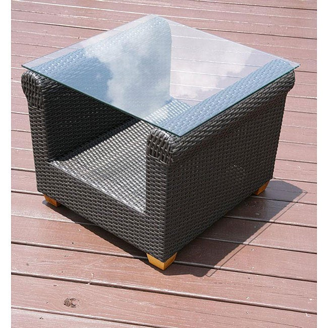 Savannah Outdoor Classics Hudson All weather Wicker End