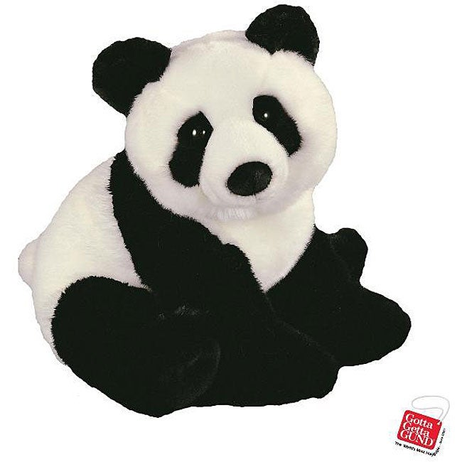 Gund Chopsticks the Panda Stuffed Animal Toy
