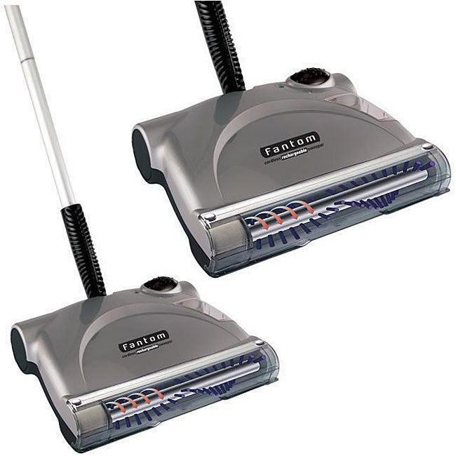 Euro Pro Fantom Cordless Sweeper 12254732 Overstock