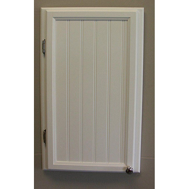 Recessed In-wall 24-inch Medicine Cabinet