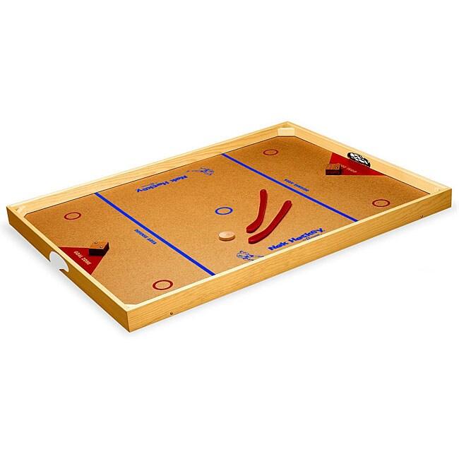 Large 'Nok Hockey' Game