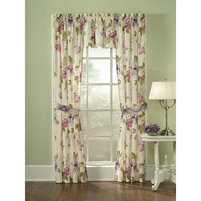 Spring Blossom 84-inch Curtain Set