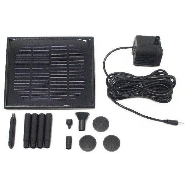 Small Capacity Solar-powered Water Pump System