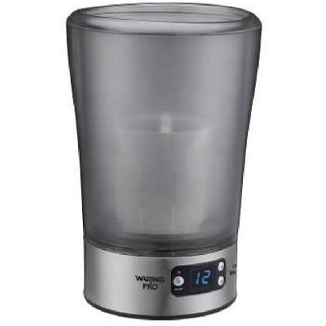 Waring pro® single bottle wine chiller/warmer