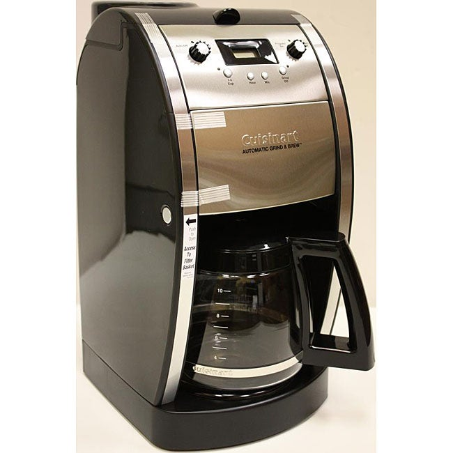 Cuisinart DCC-690FR Grind & Brew 10-cup Automatic Coffee Maker (Refurbished) - 12275366 ...