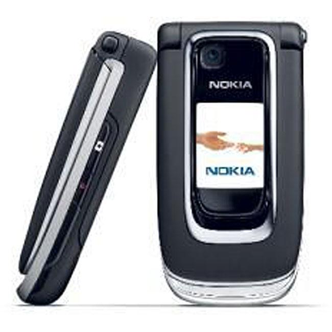 Nokia 6126 Midnight Black Unlocked GSM Clam Shell Cellular Phone