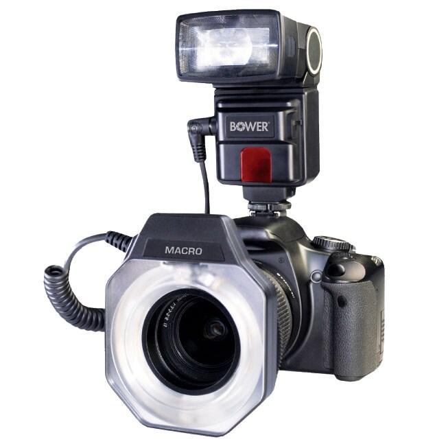 Bower Dual Intelligent Speedlight Flash for Canon Camera