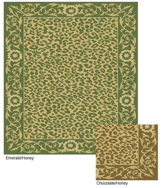 AT HOME by O Indoor/ Outdoor Kenya Area Rug (9'6 x 12'9) at Sears.com