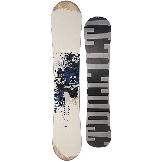 LTD Transition Men's 157 cm Fiberglass Snowboard