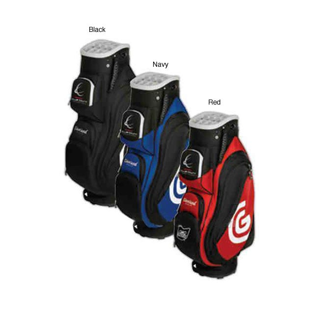 Cleveland Club Count Cart Bag