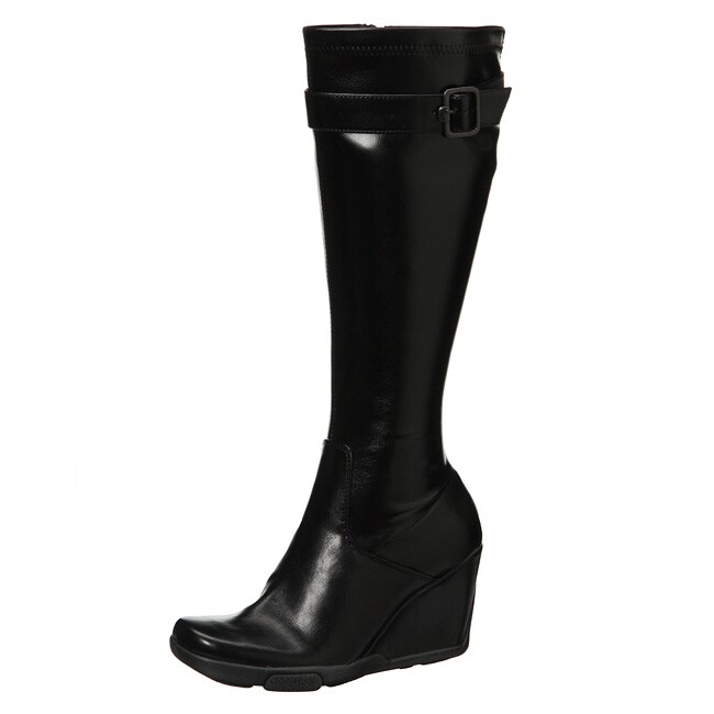 kenneth cole reaction s top glide knee high wedge