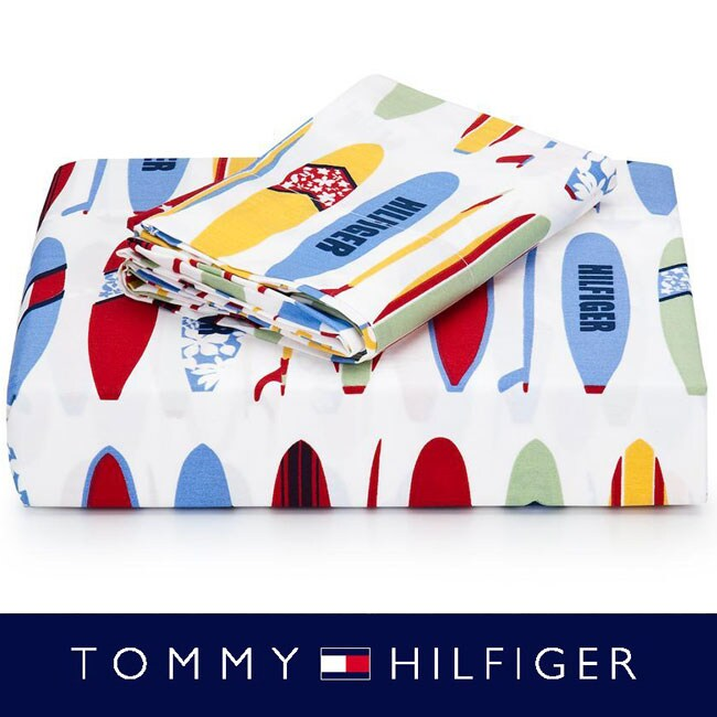 Tommy Hilfiger Surfs Up 3-piece Sheet Set (Twin/Twin-XL)