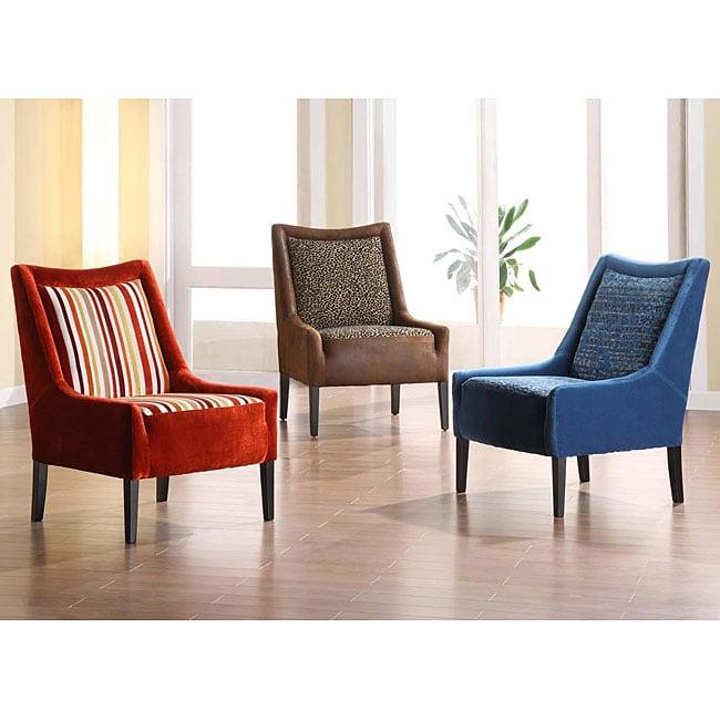 Chenille Club Chair 12301113 Shopping