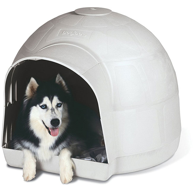 Petmate Dogloo KD Igloo Large Dog House