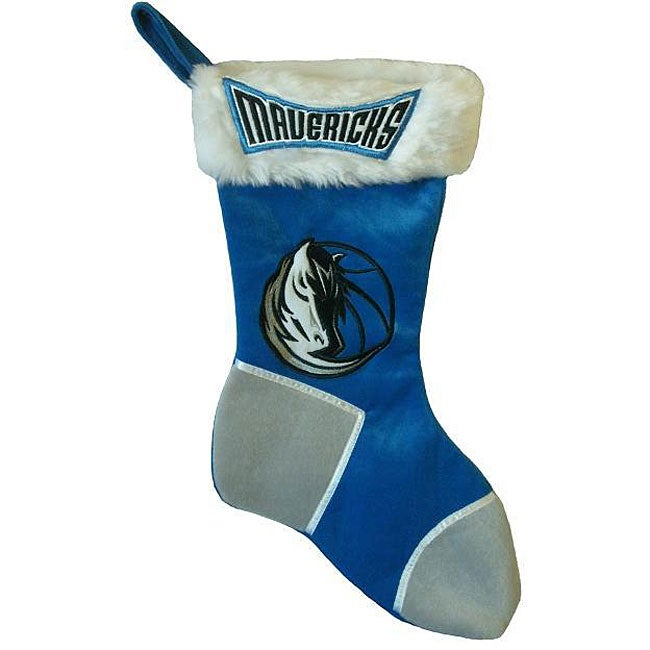 Dallas Mavericks Christmas Stocking