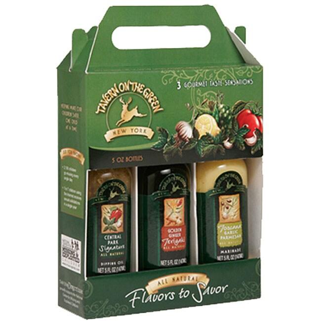 Tavern on the Green Balsamic Gourmet Sampler Gift Set