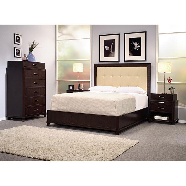 manhattan 4 piece king sized bedroom set 12315061