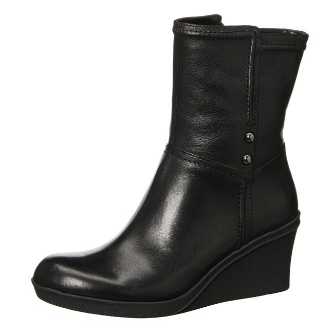 nine west s deana wedge ankle boots 12315154