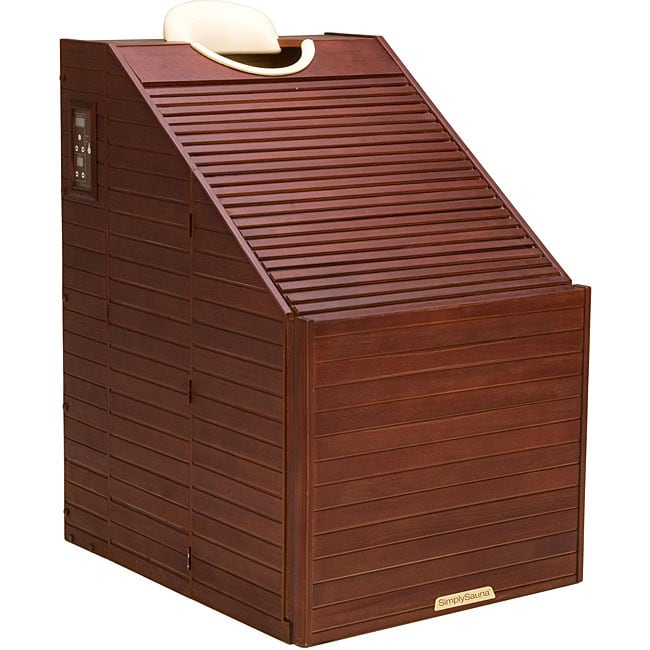 Paradigm One 1 Person Infrared Therapy Sauna 12317786