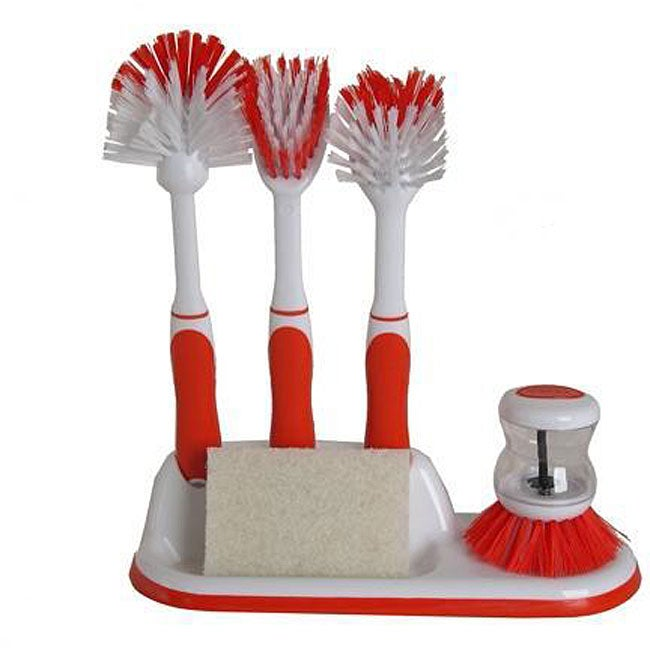 Danya B 5-piece Kitchen Brush Set