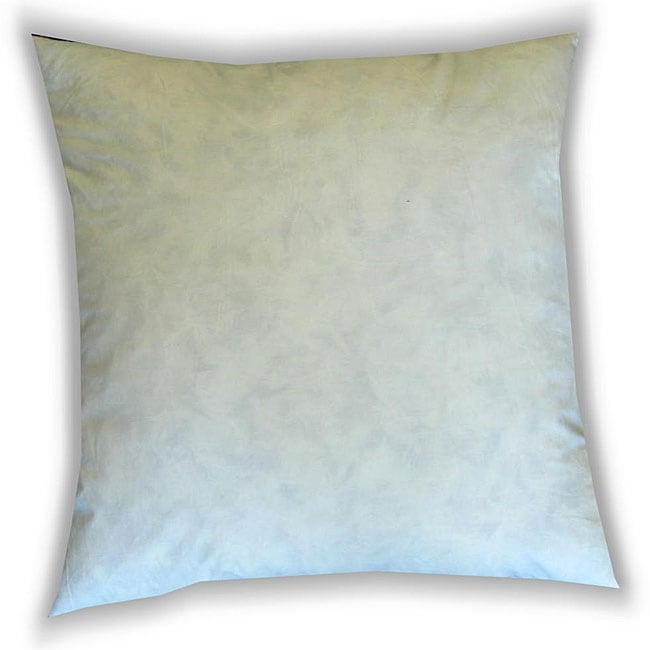 Feather and Down 27-inch Decorative Pillow Inserts (Set of 2)