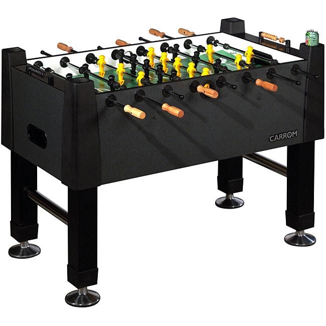 Black Marble Signature Foosball Table