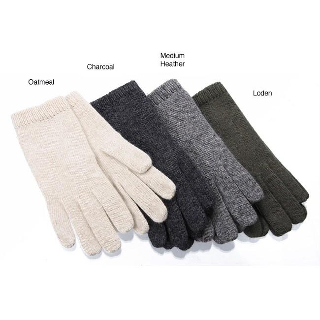 Portolano Women's 2-ply Cashmere Gloves