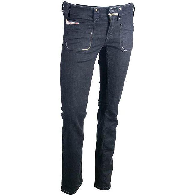Diesel 'Keate' Light Black Wash Women's Jeans