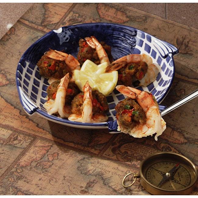 Gourmet Crab-stuffed Shrimp (Set of 8)