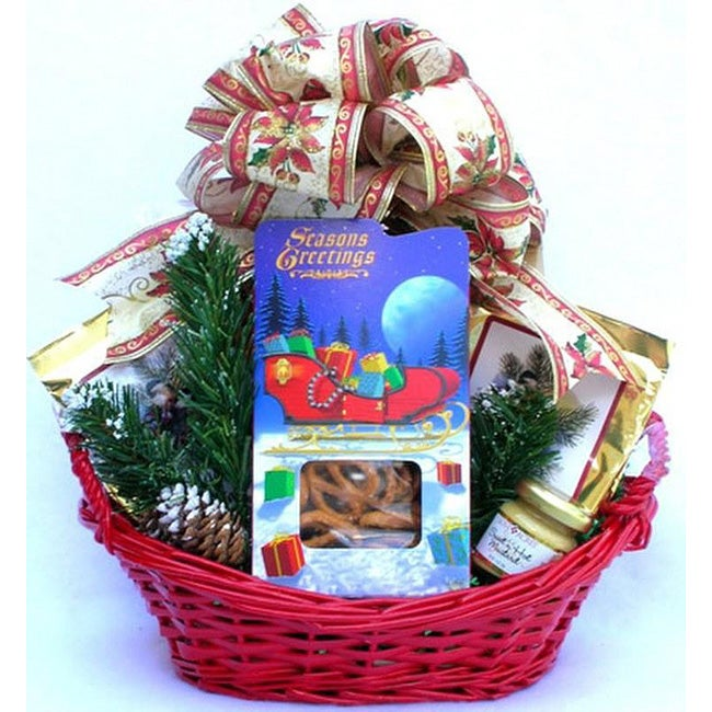 'Tis the Season' Gift Basket