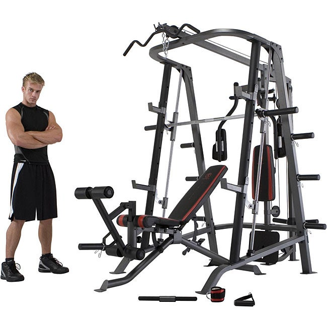 Marcy Smith Workout Cage