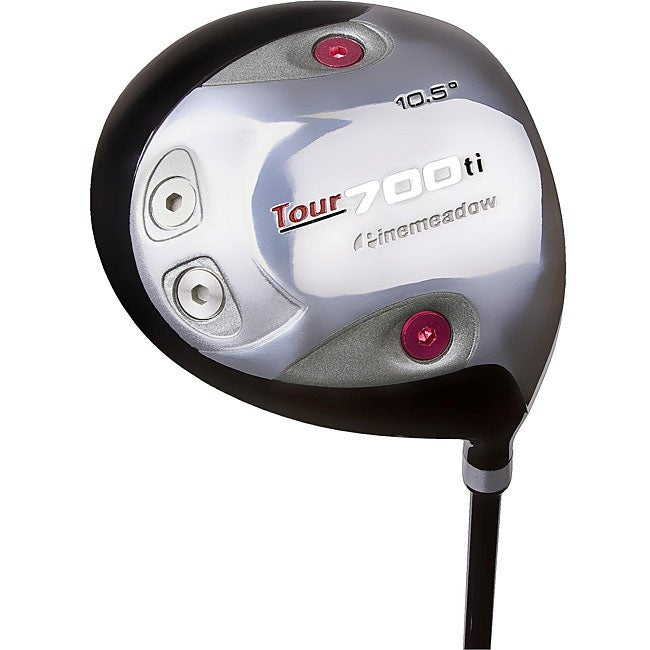 Pinemeadow Tour 700 Ti 400cc Mens Right-hand Golf Driver