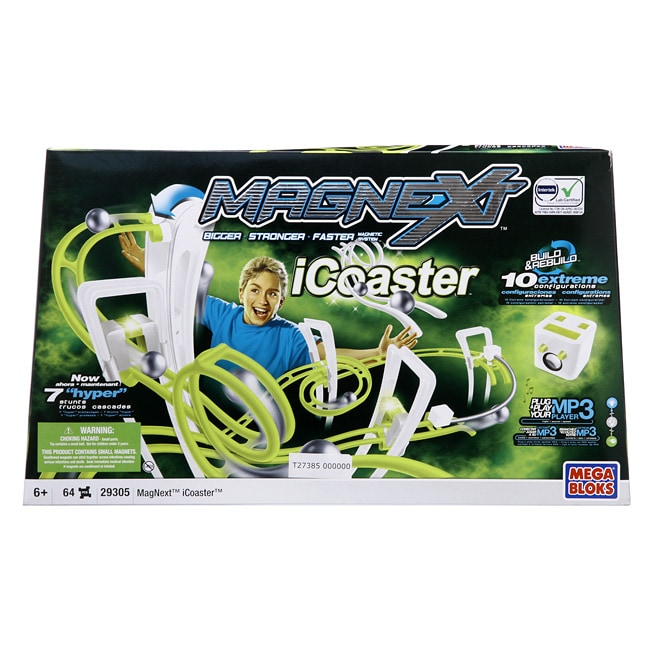 MagNext iCoaster Building Set