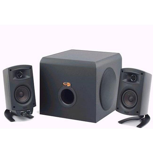 Klipsch ProMedia 2.1 3-piece Speaker System (Refurbished)