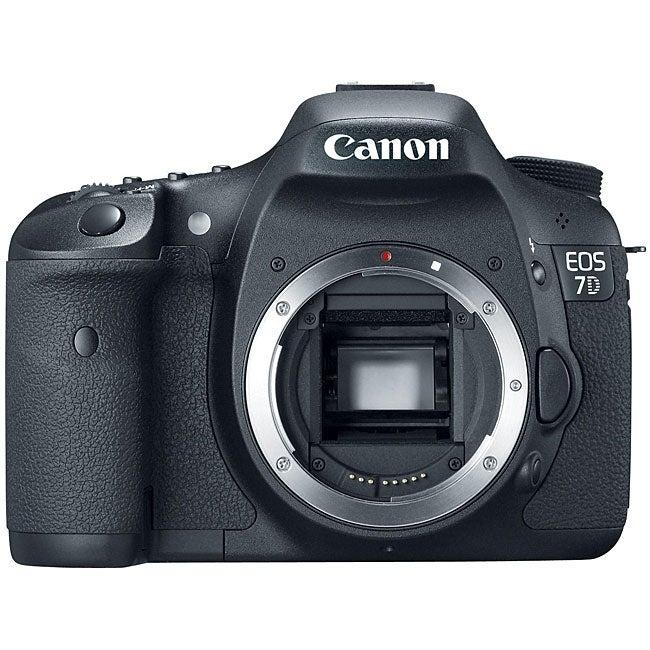 Canon EOS 7D Digital SLR Camera Body Only