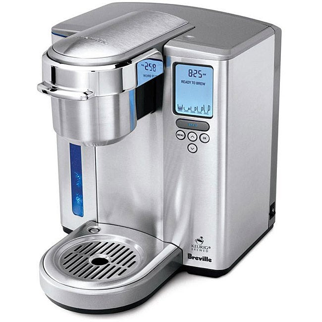 K Cup Coffee Maker Deals : Breville BKC600XL Gourmet Single-cup Coffee Brewer (Refurbished) - 12369811 - Overstock.com ...