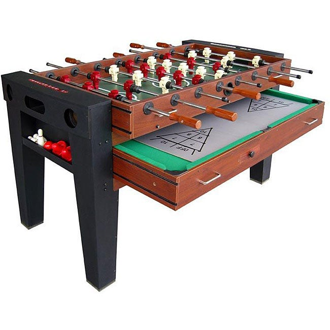 sportcraft stadium foosball table manual