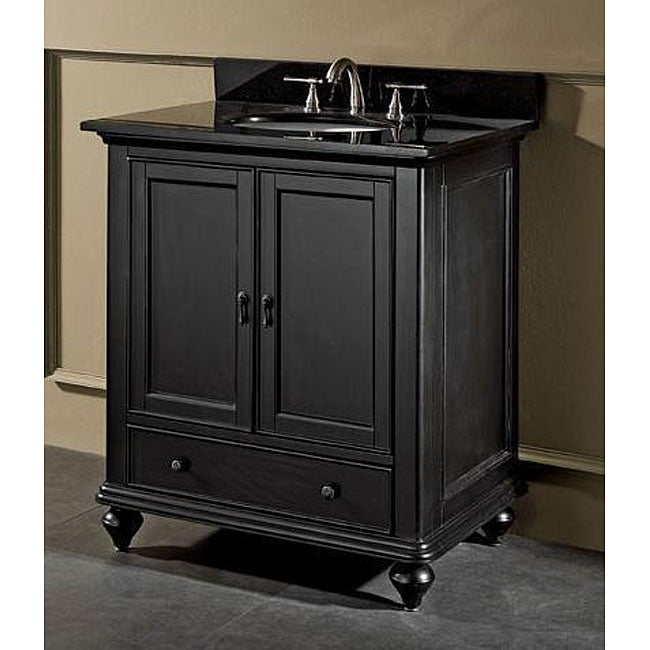 New Home Gt 30 Inch Single Sink Bathroom Vanity With Choice Of Top