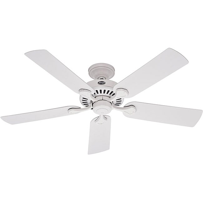 Hunter 52-inch Five Minute Fan