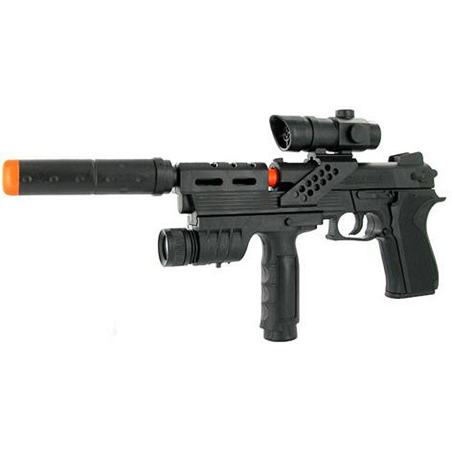 Spring Spec Ops Pistol FPS 170 Fore Grip Airsoft Gun
