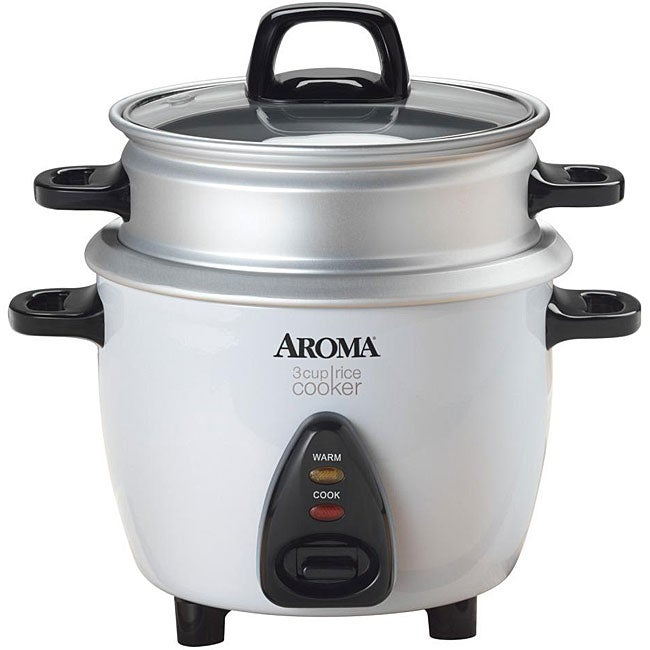 Aroma 8-Cup Digital Rice Cooker and Food Steamer Reviews