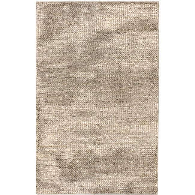 Hand-woven Priam Jute Rug (3'6 x 5'6)