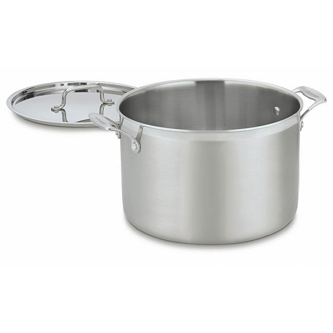 Cuisinart MCP66-28 Multi-clad Pro Steel 12-quart Stockpot