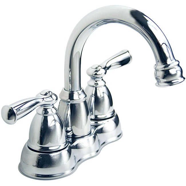 Moen Banbury Collection 2 Handle Chrome Bathroom Faucet 12504759 Shopping
