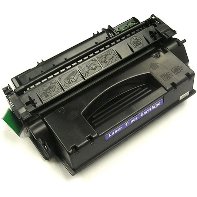 HP 53X (Q7553X) High Yield Premium Compatible Laser Toner Cartridge-Black