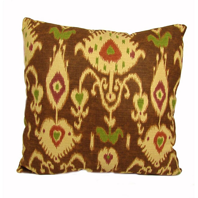 Laura Aztec 24-inch Floor Pillow