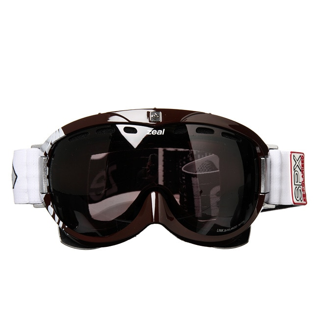 Zeal Optics Link Spherical SPX ZB Polarized Snow Goggles