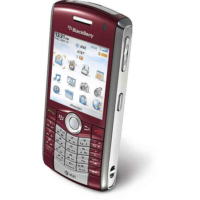 Blackberry Pearl 8100 Red Unlocked GSM Cell Phone