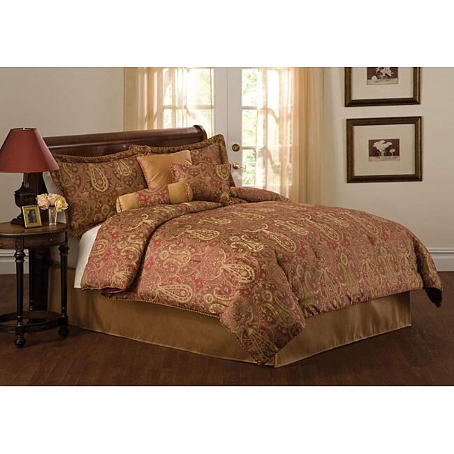 Karaj 7-piece Comforter Set